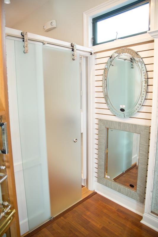 Glass Showroom