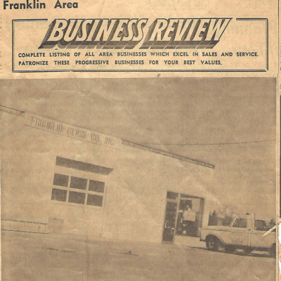About Franklin Glass Company