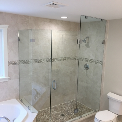 Shower Door - Neo Angle