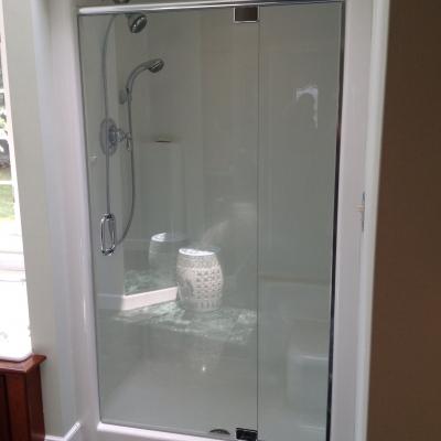 Shower Door - frameless
