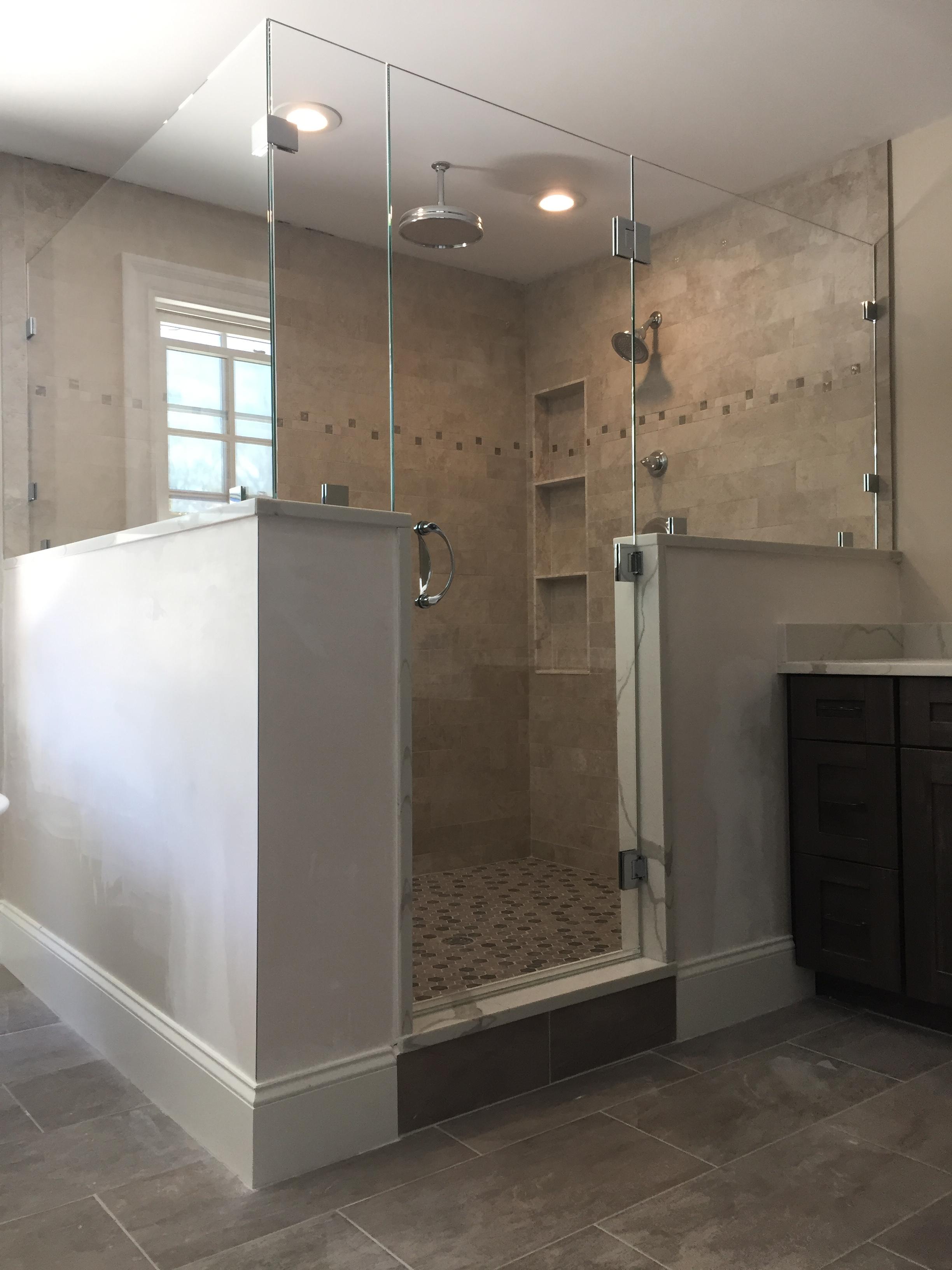 Shower Door - Corner