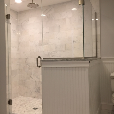 Shower Door   Corner