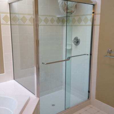 Shower Door - slider