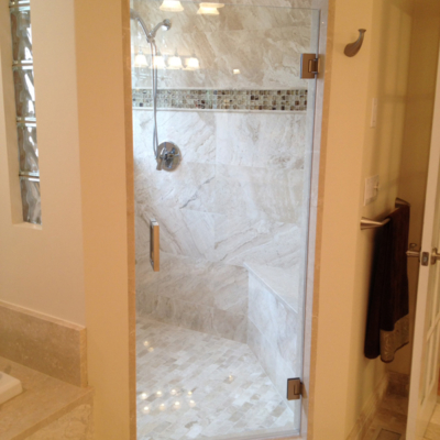 Shower Door - single door