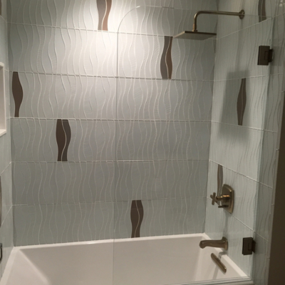 Shower Door - custom