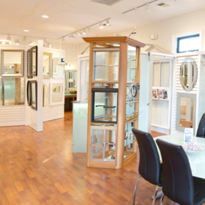 Glass Showroom