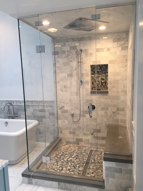 Glass Shower Door Gallery Franklin Glass Company