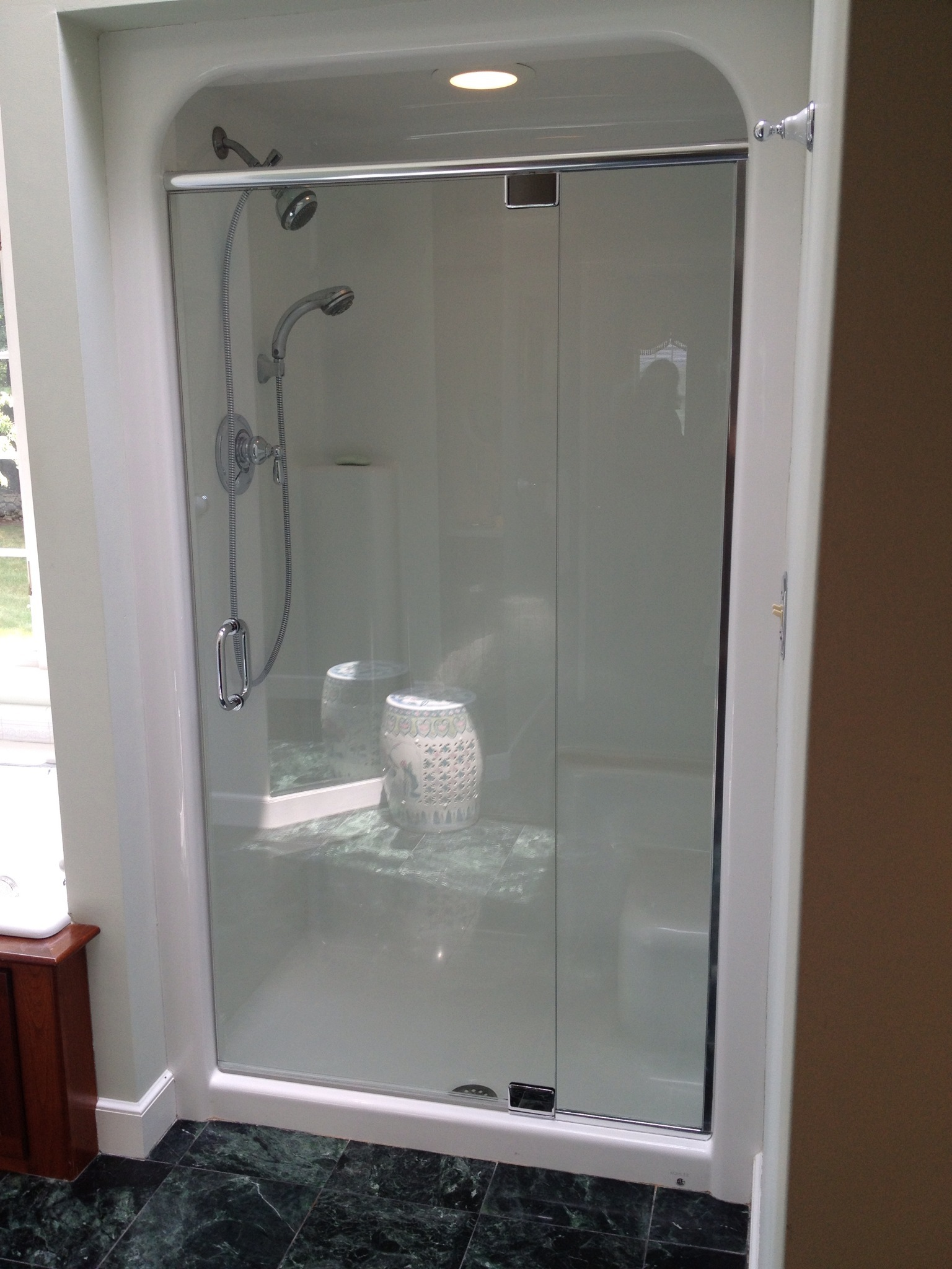 Shower Door Frameless