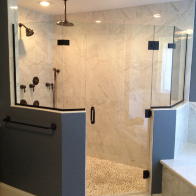 Shower Door - custom
