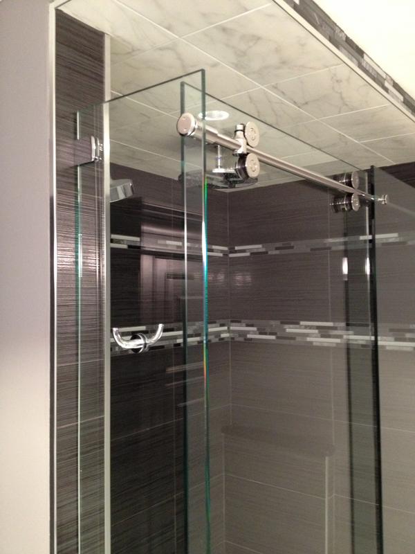 Glass Shower Door Gallery - Franklin Glass Company