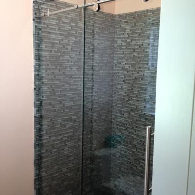 Shower Door - slider