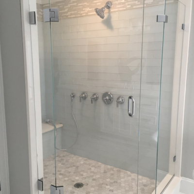 Shower Door - neo angle