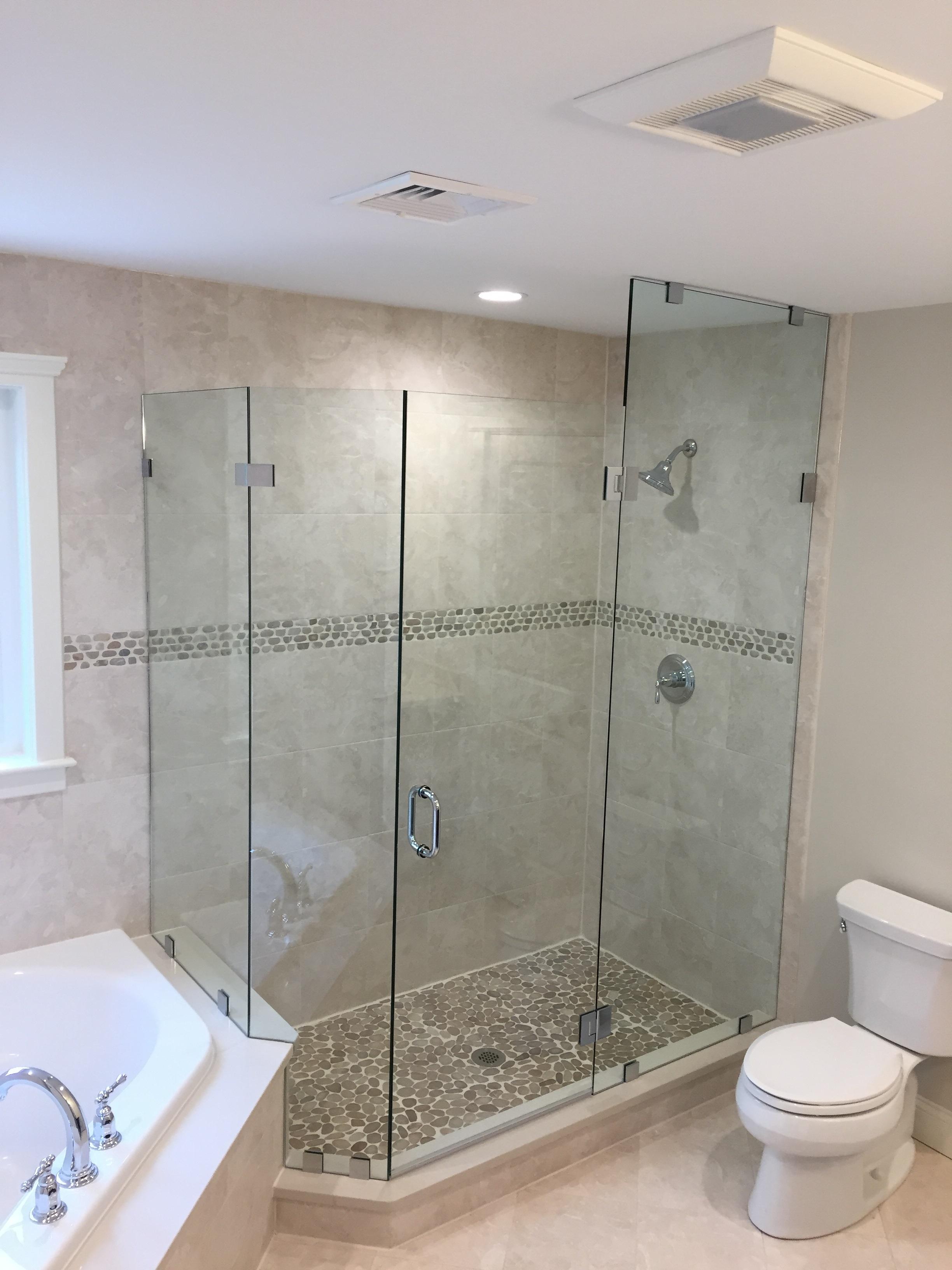 SDT 14 Custom Shower Design Franklin Glass pany